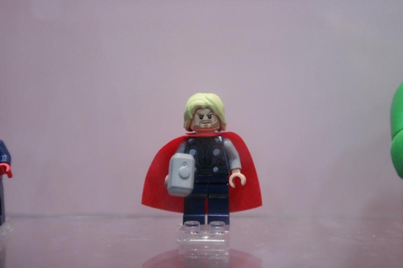 Marvel-Comics Lego 10