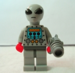 Lego Minifigures Series 6 (Alien)