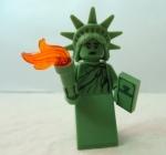 Lego Minifigures Series 6 (Statue Liberté)