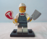 Lego Minifigures Series 6 (Boucher)