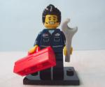 Lego Minifigures Series 6 (Mecanicien-Plombier)