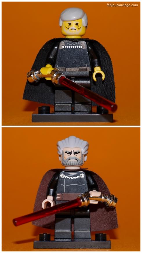 Lego minifigs evolution fab joue aux lego - Lego star wars personnage ...