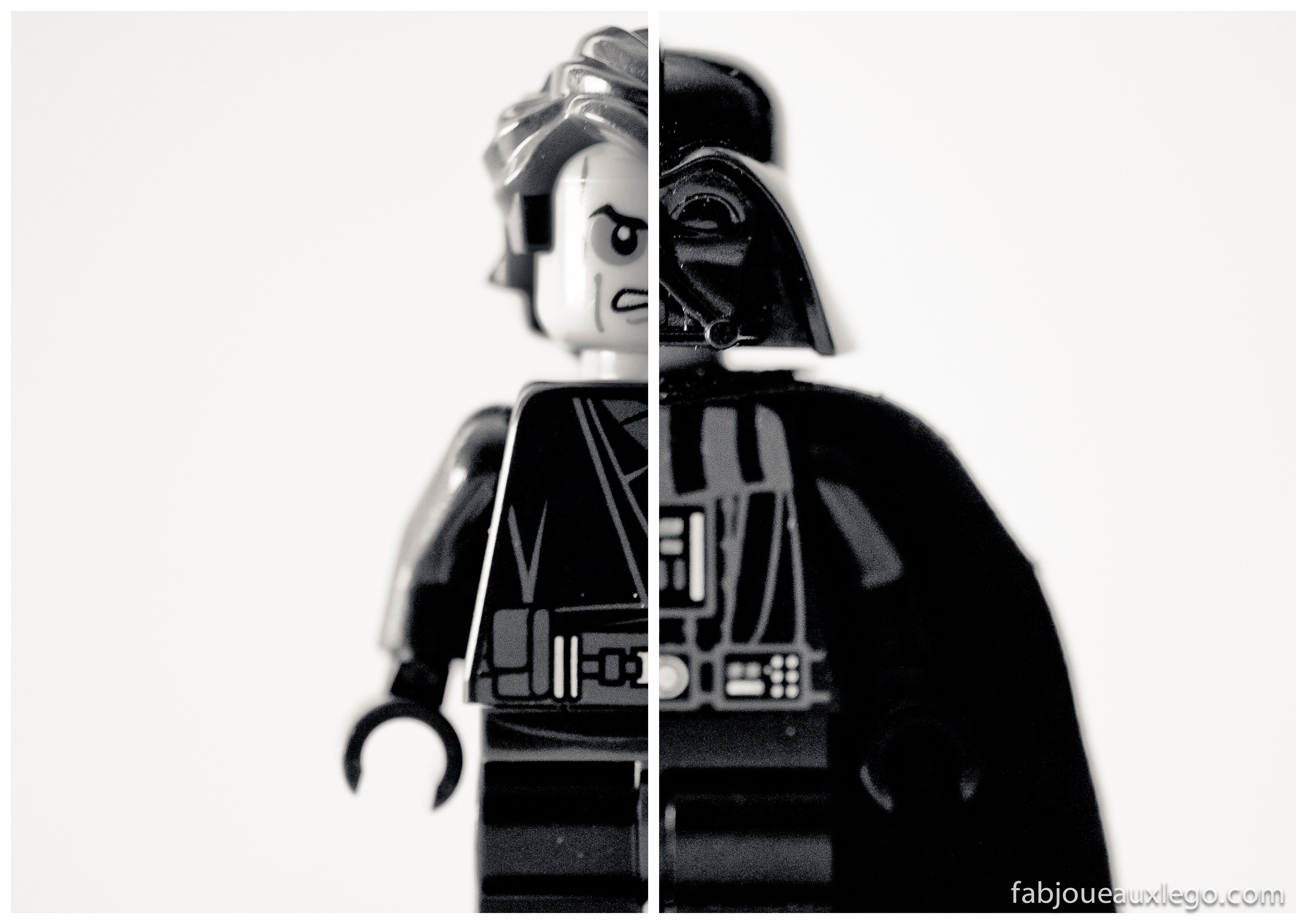 Darth Vader Fab Joue Aux Lego