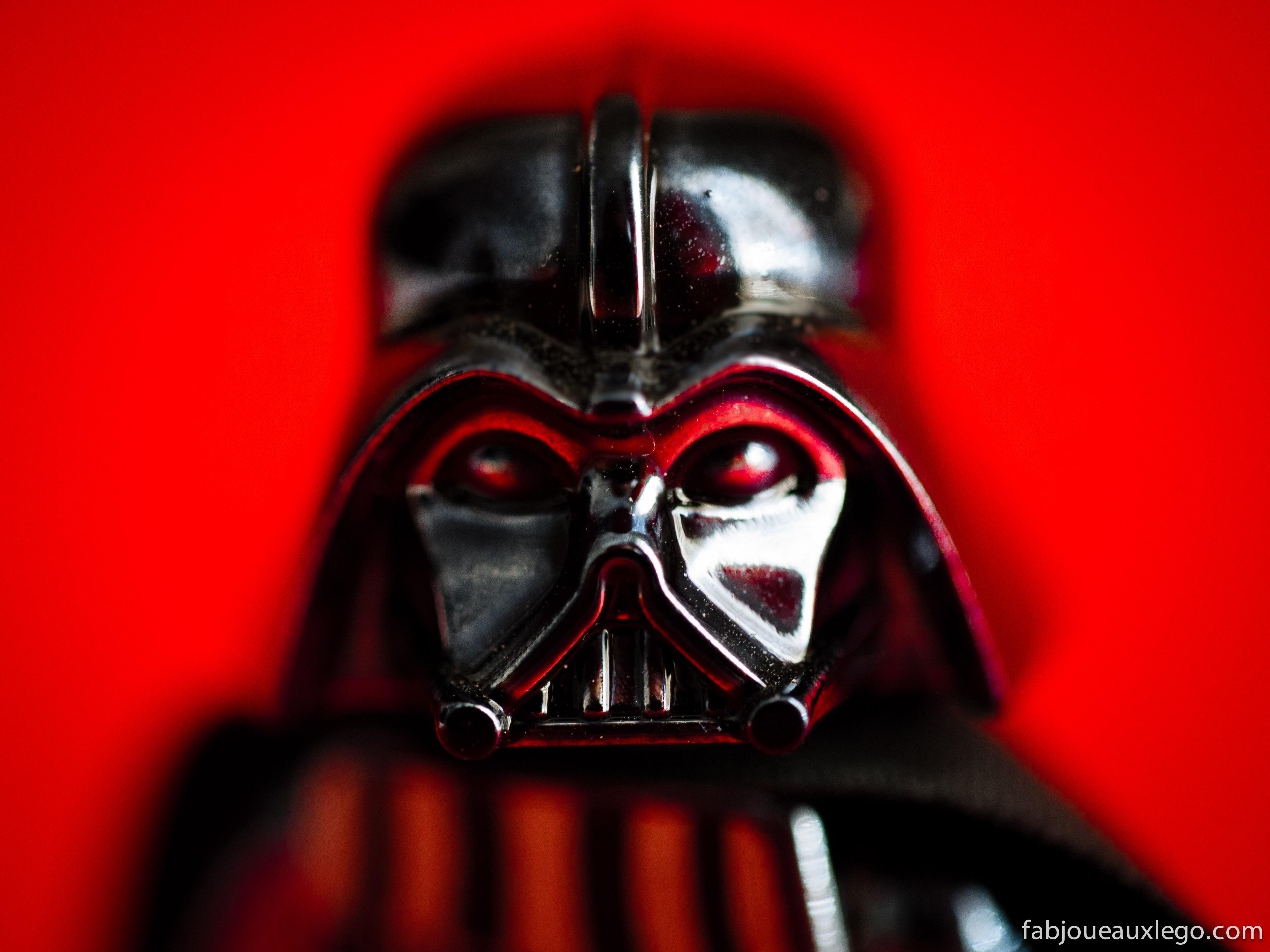 Dark vador fab joue aux lego - Lego star wars avec dark vador ...