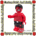 Custom-Lego-Minifigure-Red-Hulk-Christo