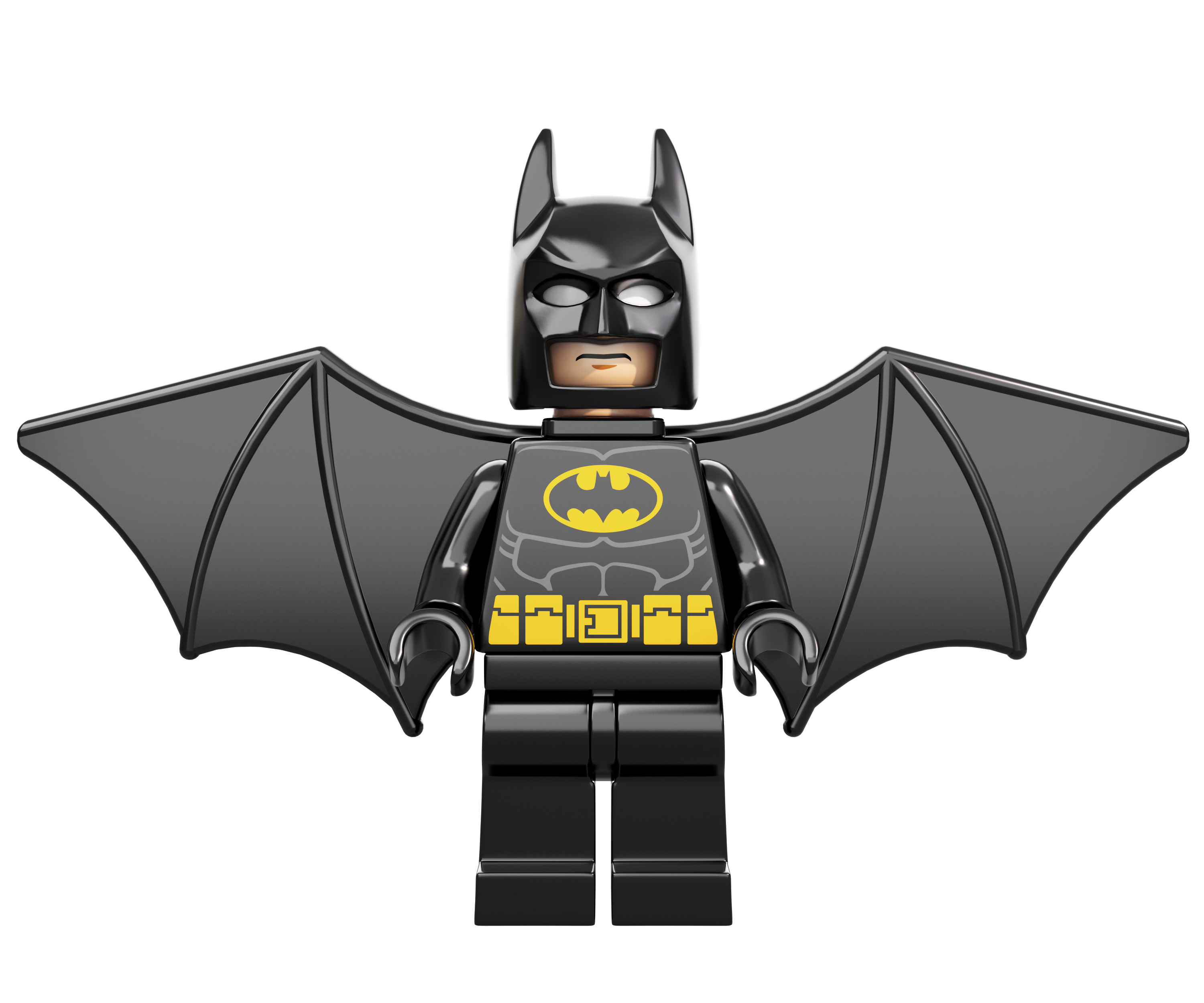 Lego Black Wings Batman Minifig 2013