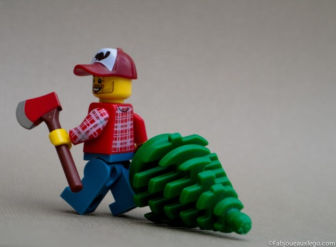 Débarquement... ! Lego-minifigure-series-bucheron