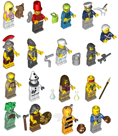 Lego-Minifigures-Series-10-71001