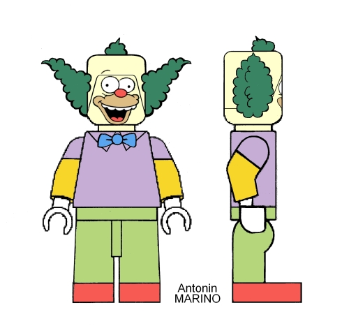 Lego-Simpsons-Krusty-Minifigurei