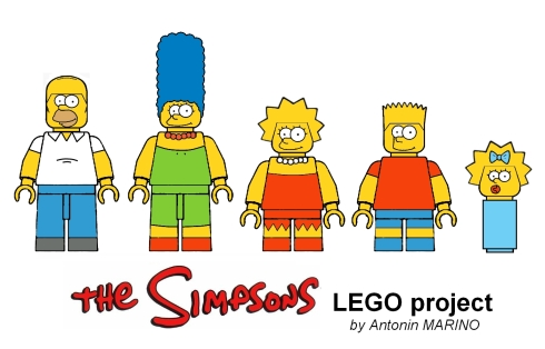 Lego-The-Simpsons-Family