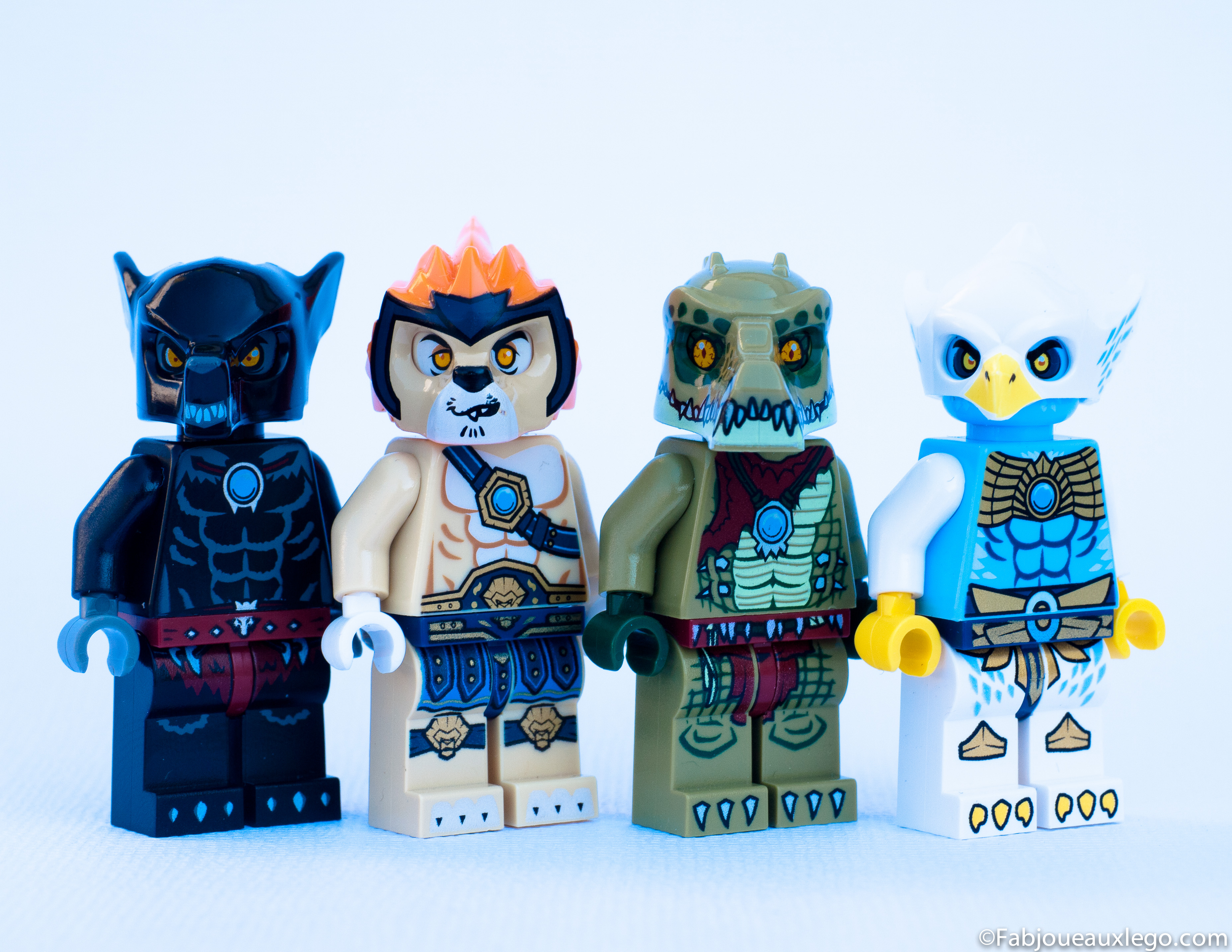 Legend of chima fab joue aux lego - Personnage lego chima ...
