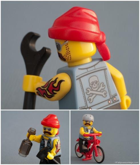 Lego-Minifig-Serie-10-Biker-Motard