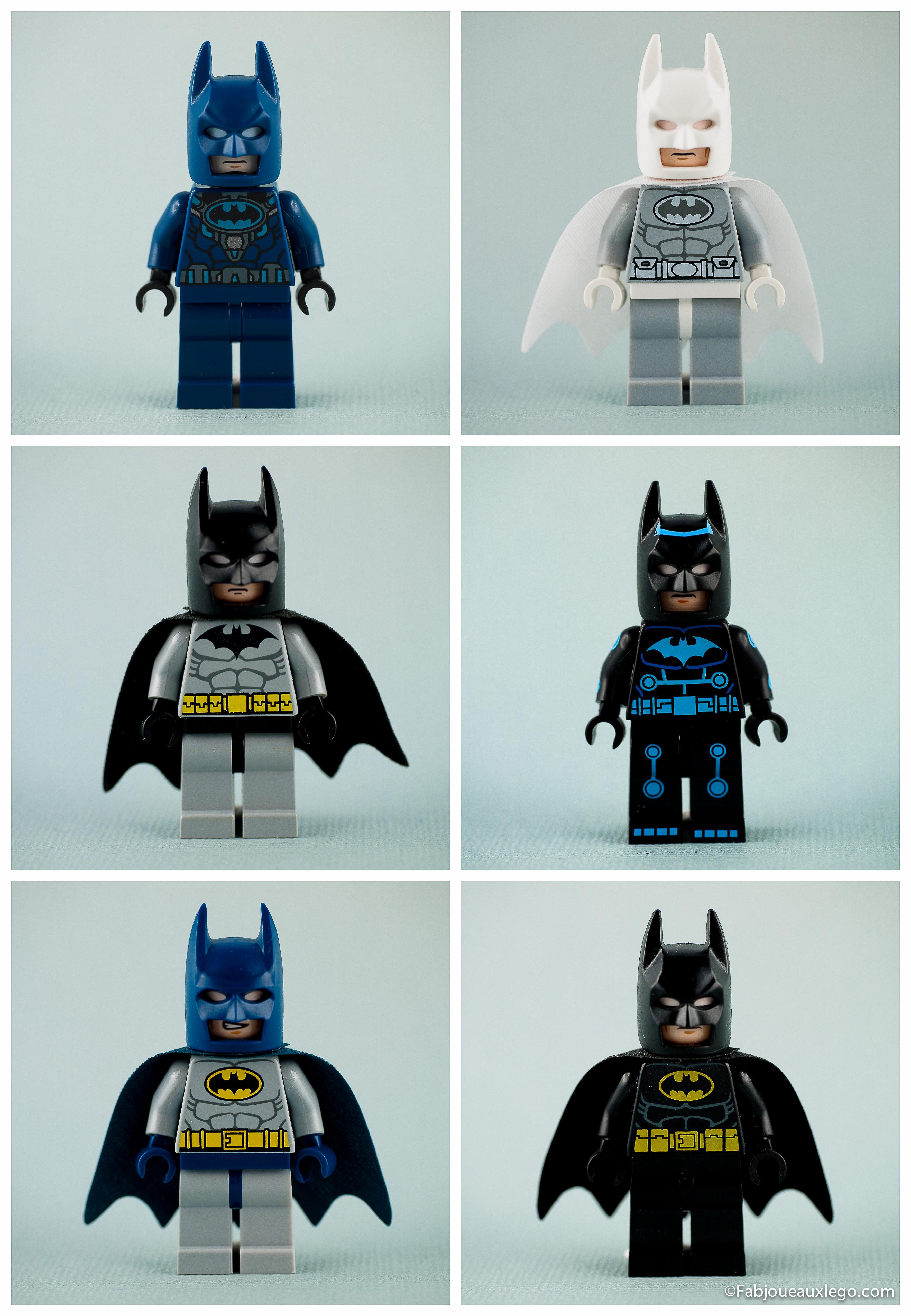 Видео урок: Как сделать Lego Бэтмена своими руками 2