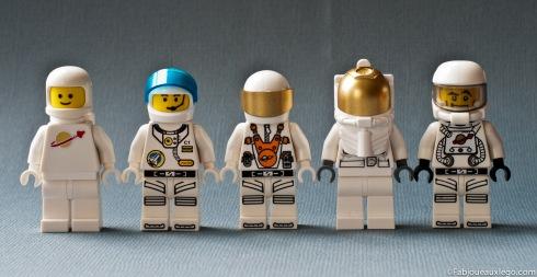 Lego-Etoffe-des-heros-Cosmonautes-Astronautes-Minifig